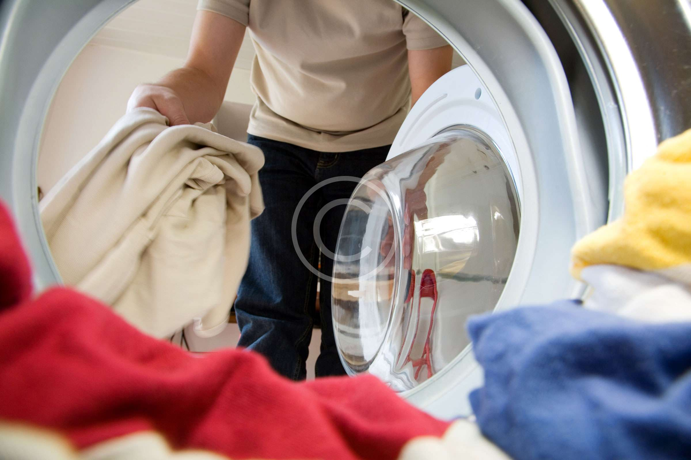 Safe Environment for Doing Laundry